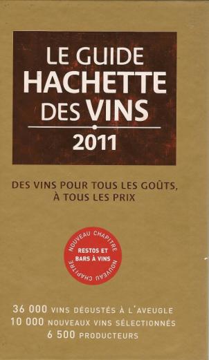 GUIDE HACHETTE 2011